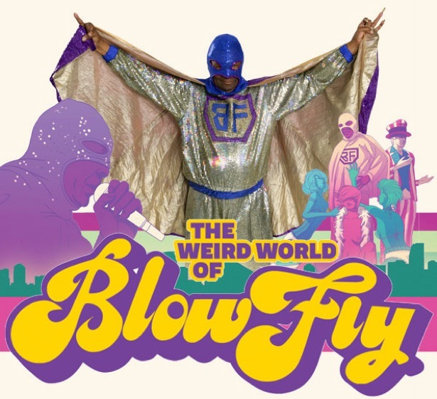 The Weird World Of Blowfly (2010) Movie Poster
