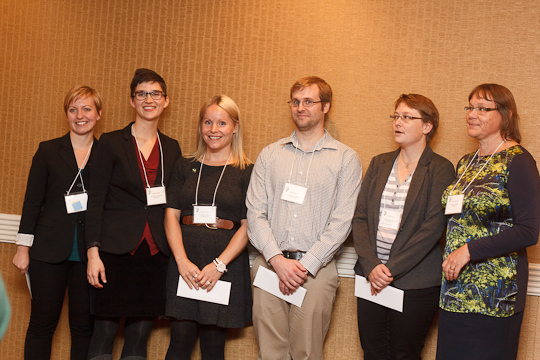 Entomological Society of Canada Graduate Student Showcase Winners