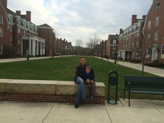 Exploring Ohio University