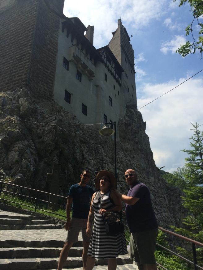 Brans Castle